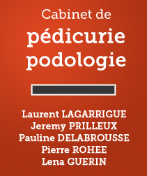 Pédicurie et podologie à Niort - Bessines